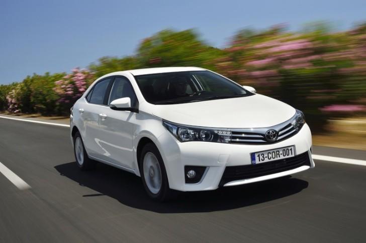 New 2014 Corolla For South Africa | Autos Weblog