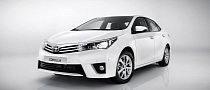 Euro-spec 2014 Toyota Corolla Revealed [Photo Gallery]