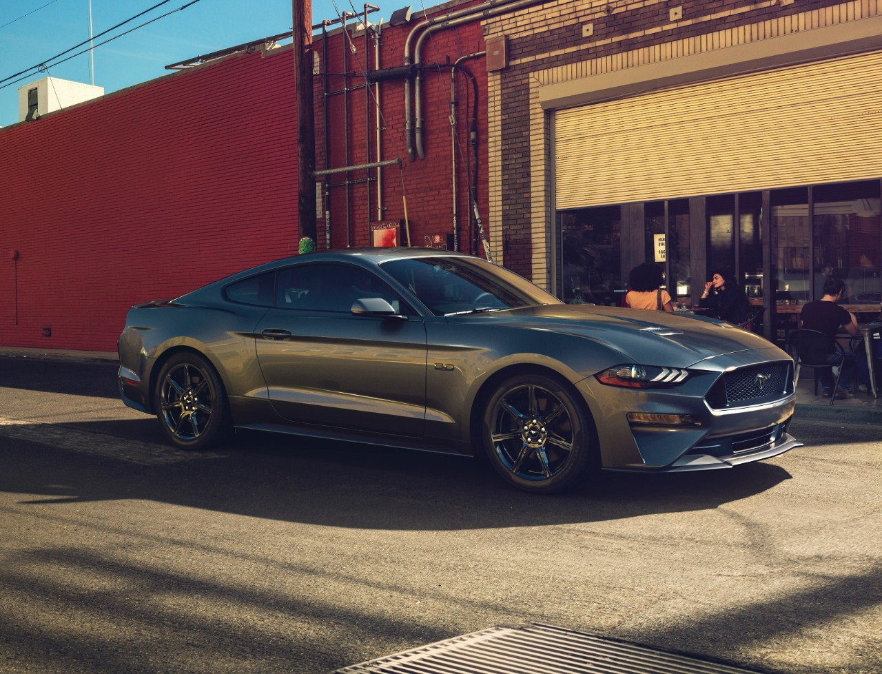 Ford Mustang 2018 Spec