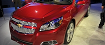 Europe-spec Chevrolet Malibu to Be Shown in Frankfurt, Gets 2.4L Diesel