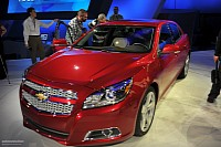 2013 Malibu at New York Auto Show