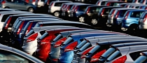 European Car Sales Drop to Two-Decade Low