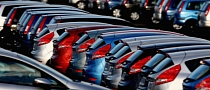 European Car Sales Up for the First Time in 19 Months