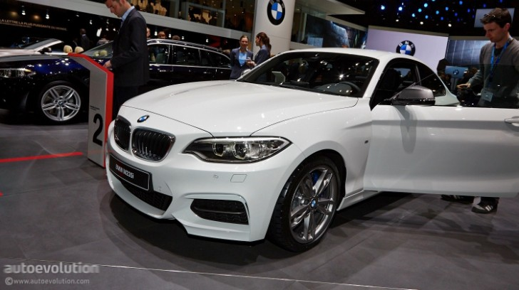 European Debut For Bmw M235i At Geneva Motor Show 2014