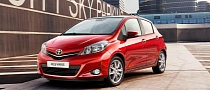 European-spec 2012 Toyota Yaris Previewed [Gallery]