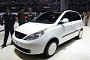 Tata Indica Vista EV Ready for UK While India Lacks EV Infrastructure