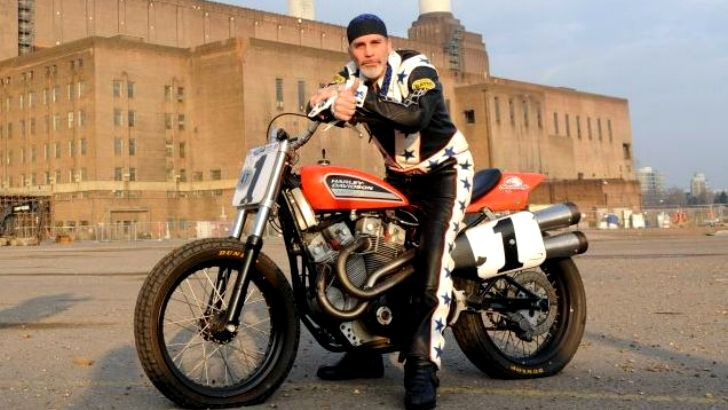 Evel Knievel's Son Robbie Arrested for Drunk Rampage at Sturgis