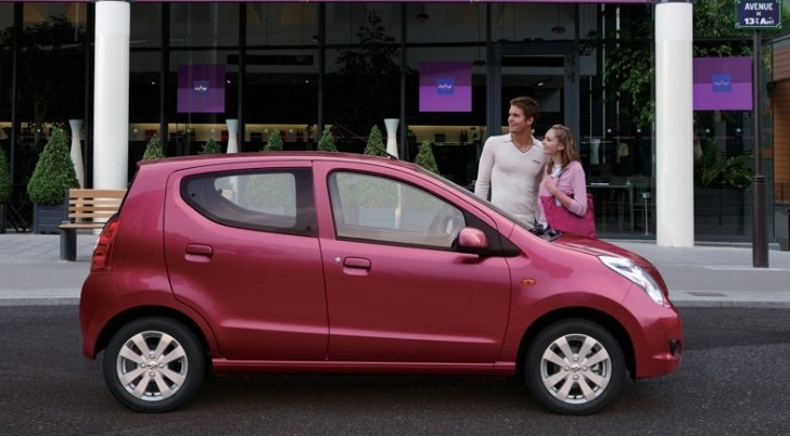 Even With No VAT, Suzuki Alto Still Not the Cheapest New Car in Britain
