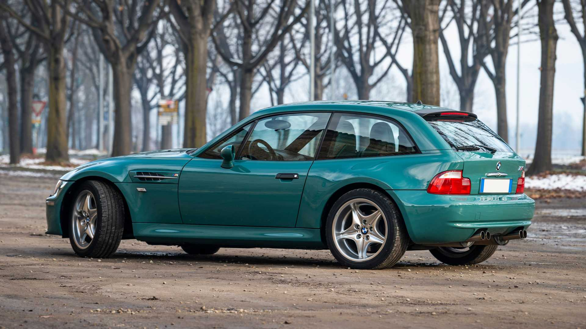 Evergreen 1998 Bmw Z3 M Coupe Looks Absolutely Breathtaking Autoevolution