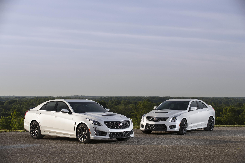 Every 2017 Cadillac Ats V And Cts V Brings Free Performance Driving