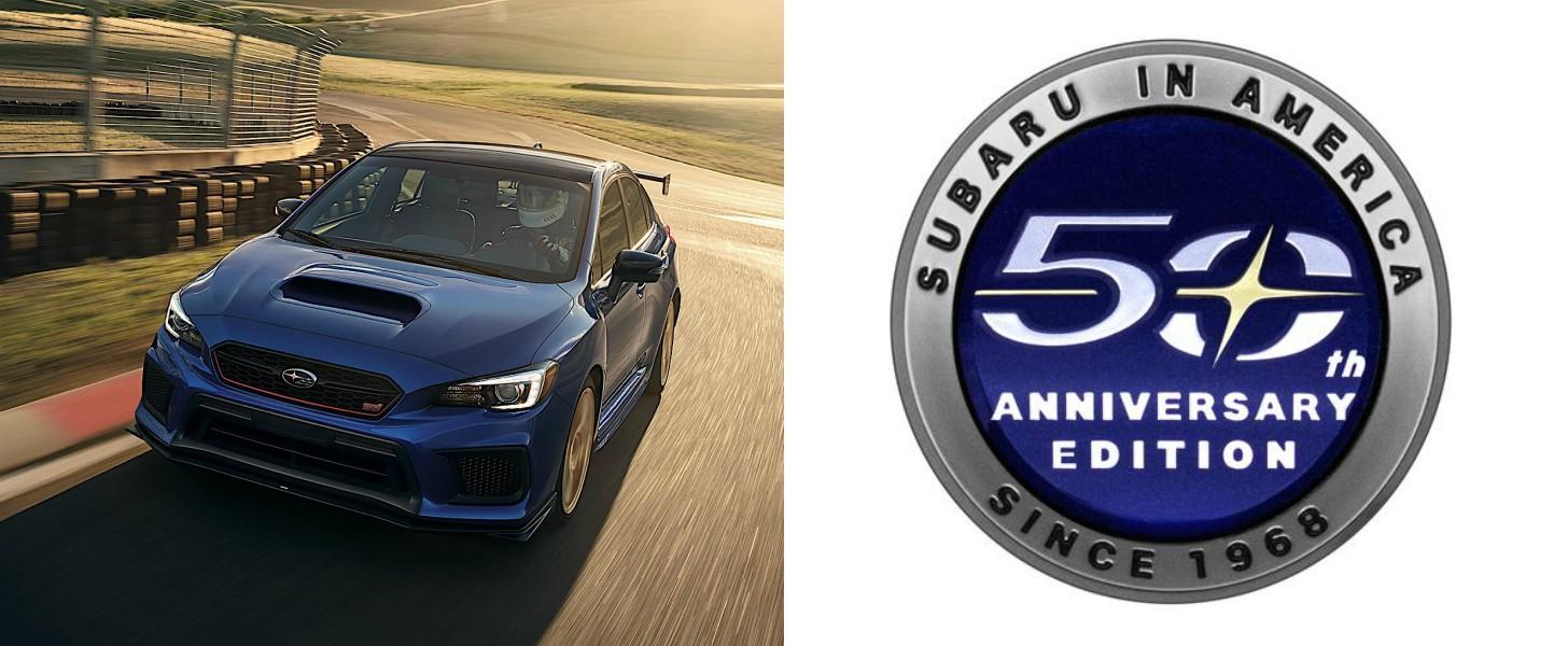 Subaru 50th Anniversary Edition Confirmed For North America