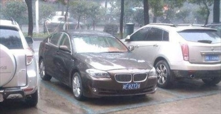 Everybody Wants a BMW in China: MG6 Caught Posing as BMW 5 Series