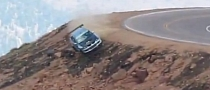 Evo Driven by Jeremy Foley Jumps Off Cliff at Pikes Peak [Video]