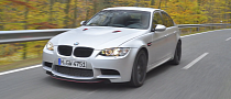 EVO TV Takes a BMW M3 CRT on the Nurburgring [Video]