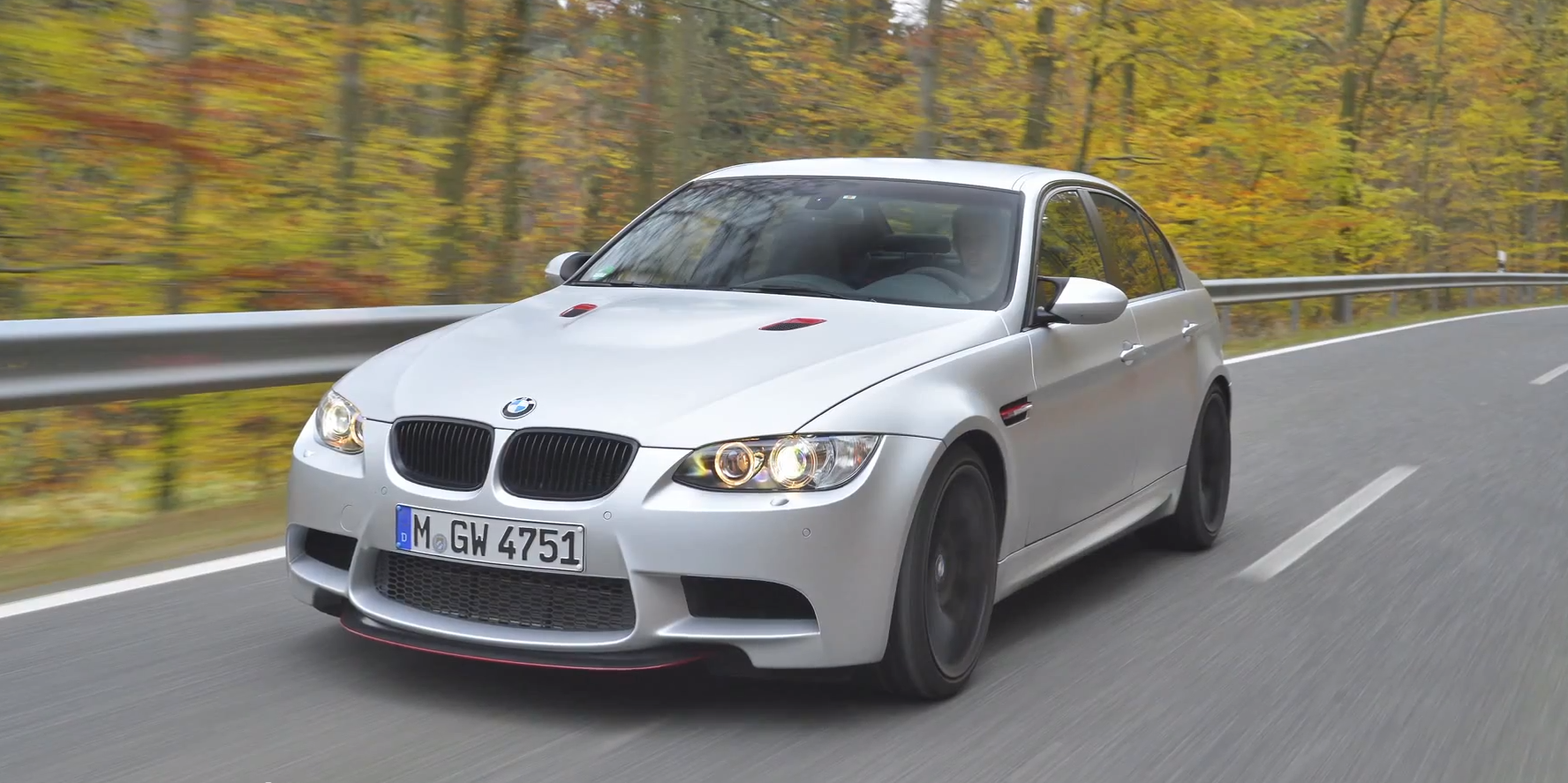 EVO TV Takes a BMW M3 CRT on the Nurburgring  autoevolution