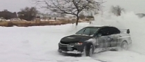 Girlfriend Drifts Evo: Proof that Evo Drivers Are Good People [Video]