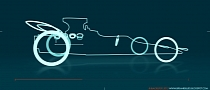 Evolution of the Formula One Car Is Rad! [Video]