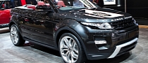 Evoque Convertible Could Be Coming As Soon As 2014