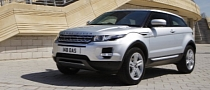 Evoque Named Women's World Car of the Year 2012