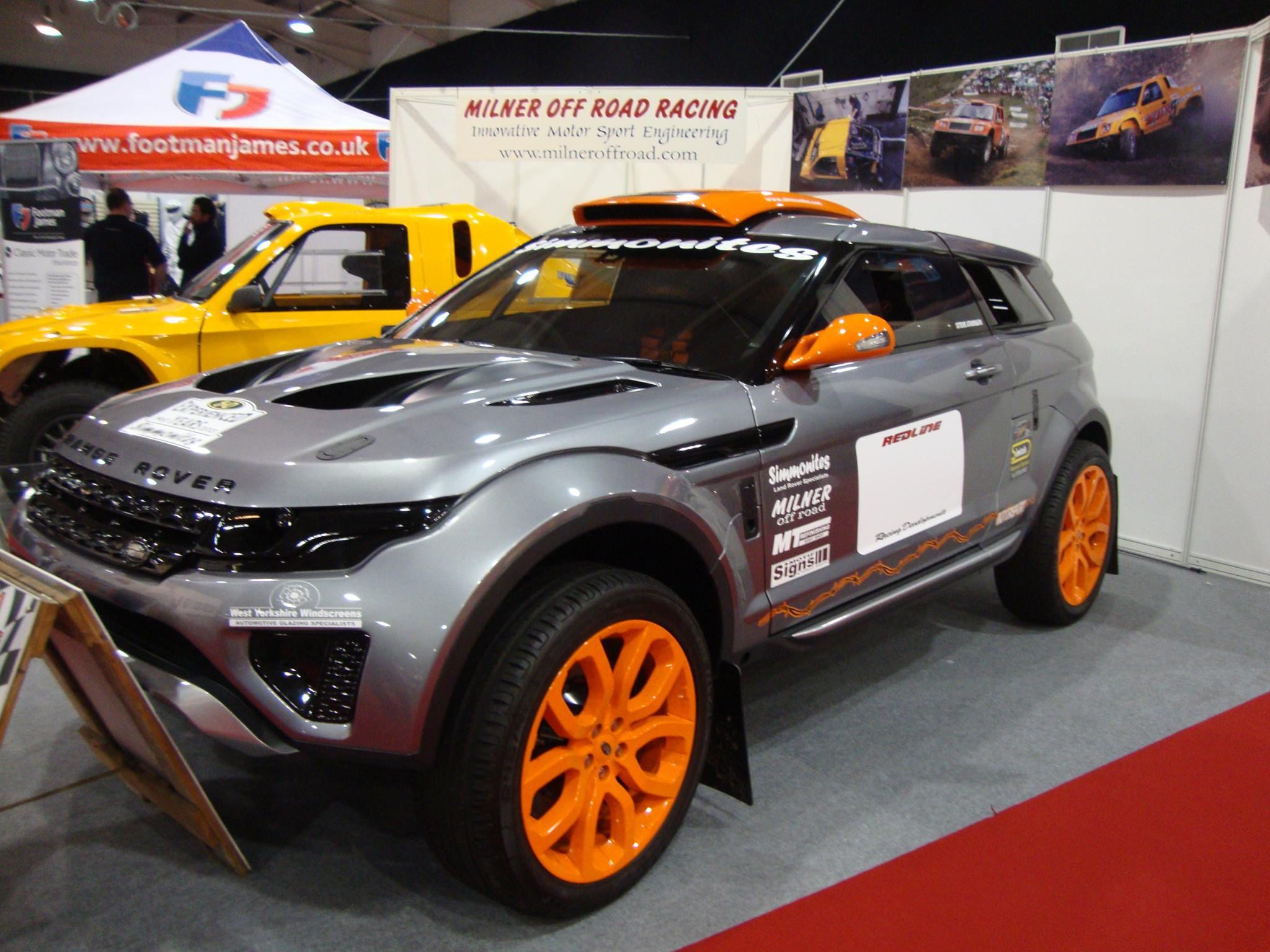 Subaru Custom Cars New Upcoming 2019 2020 Venom 400 Wiring Diagram Evoque Off Road Racer Has 62 Liter Rear