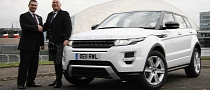 Evoque Takes 2011 Scottish Car of the Year Award