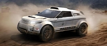 Evoque With BMW 3.0L Diesel Coming to 2012 Dakar Rally