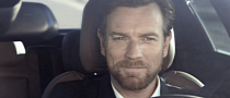 Ewan McGregor Stars in New Citroen DS5 Hybrid4 Commercial [Video]