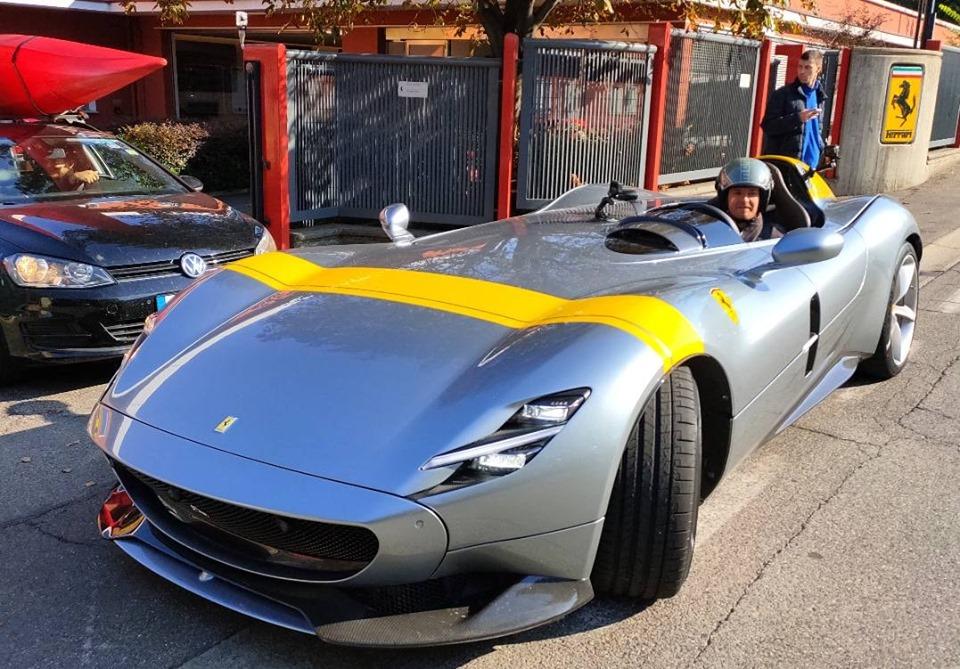 Nico Rosberg Spotted Filming Ferrari Ad In Maranello Amid Possible Collaboration For The Future