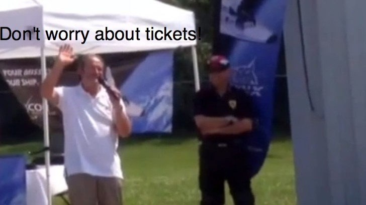 Ex-Lamborghini Chief Test Driver Valentino Balboni Talks about Speeding Tickets [Video]