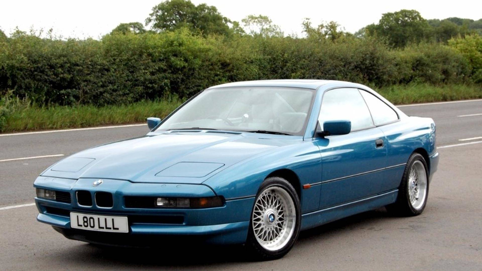 ExSultan Of Brunei BMW Series Is FistBiting Gorgeous - 8 series bmw