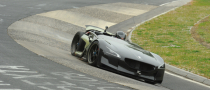 EX1 Beats Nurburgring Record for Electric Vehicles
