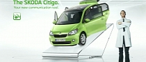 Excellent Ad Campaign Gives Skoda Citigo the Edge over Up! and Mii