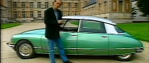 Excellent Old Presentation of the Classic Citroen DS [Video]