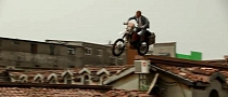 Exciting Honda Action Behind the Scenes of Skyfall [Video]
