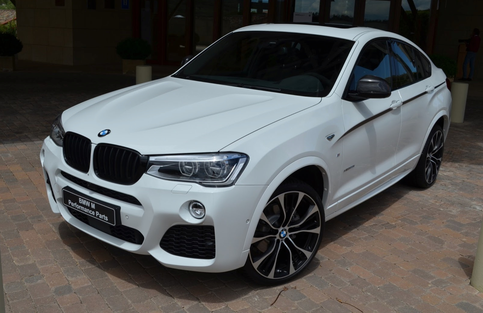 Exclusive Bmw X4 M40i Will Start Production In December
