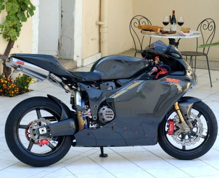 Exclusive Full Carbon Ducati Offered At 160 000 Autoevolution