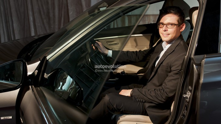 Exclusive Interview with BMW Designer Daniel Mayerle