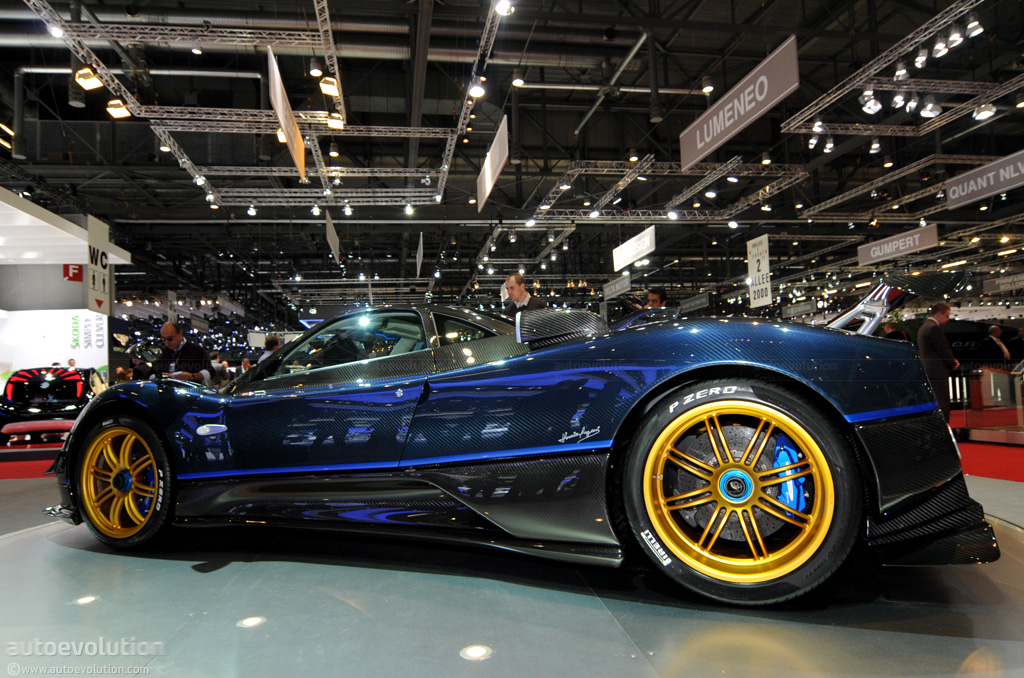 Exclusive Interview With Horacio Pagani Passion Meets