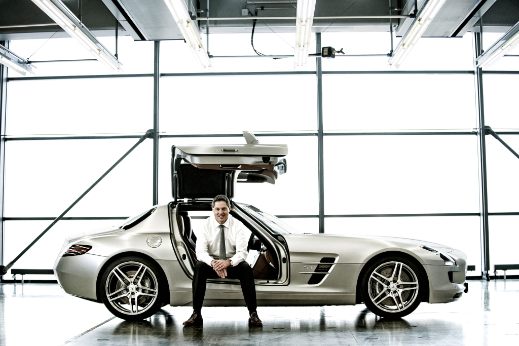 Exclusive interview with mercedes benz 39 s head of design for Mercedes benz of hilton head
