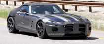 Exclusive Spyshots: 2011 Mercedes SLS AMG Roadster
