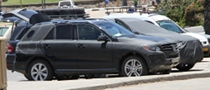 Exclusive Spyshots: 2012 Mercedes-Benz ML