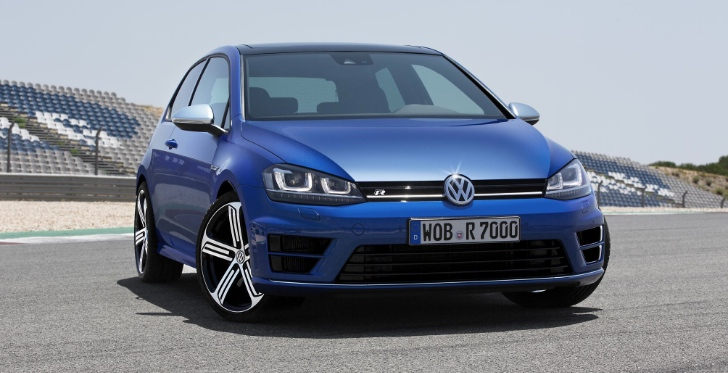 Exclusive: Volkswagen USA Undecided on New Golf R - autoevolution