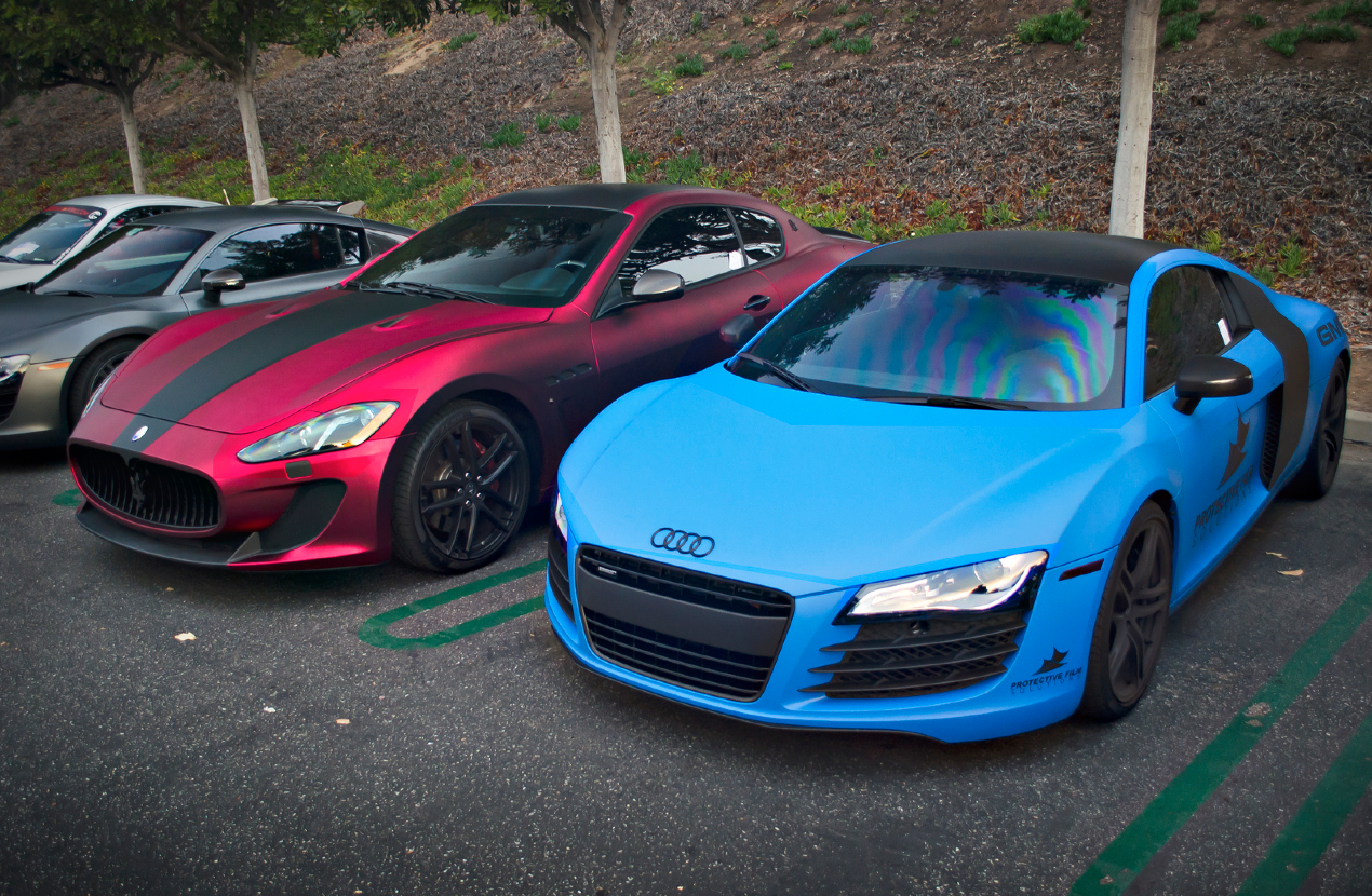 Best Exotic Car Color Mix We Ve Seen This Month