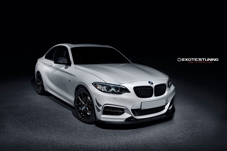 Exotics Tuning Enters The Bmw 2 Series Coupe Tuning Game