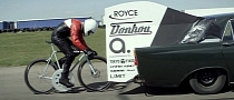 Experiments in Speed: Amazing Custom Bicycle Does 102 MPH [Video]