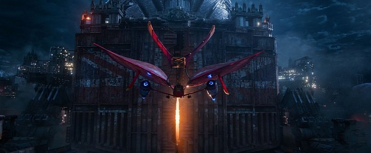 Extended Mortal Engines Trailer Shows High Octane