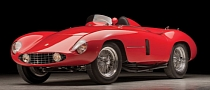 Extremely Rare Ferrari 750 Monza Spyder Up for Grabs