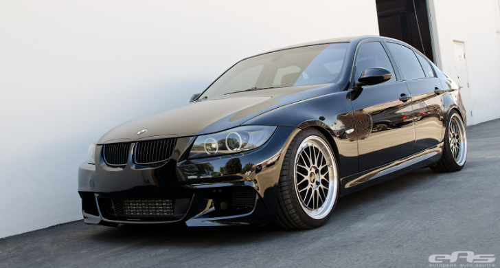 Extremely Tuned Bmw E90 335i Hails From Eas Autoevolution