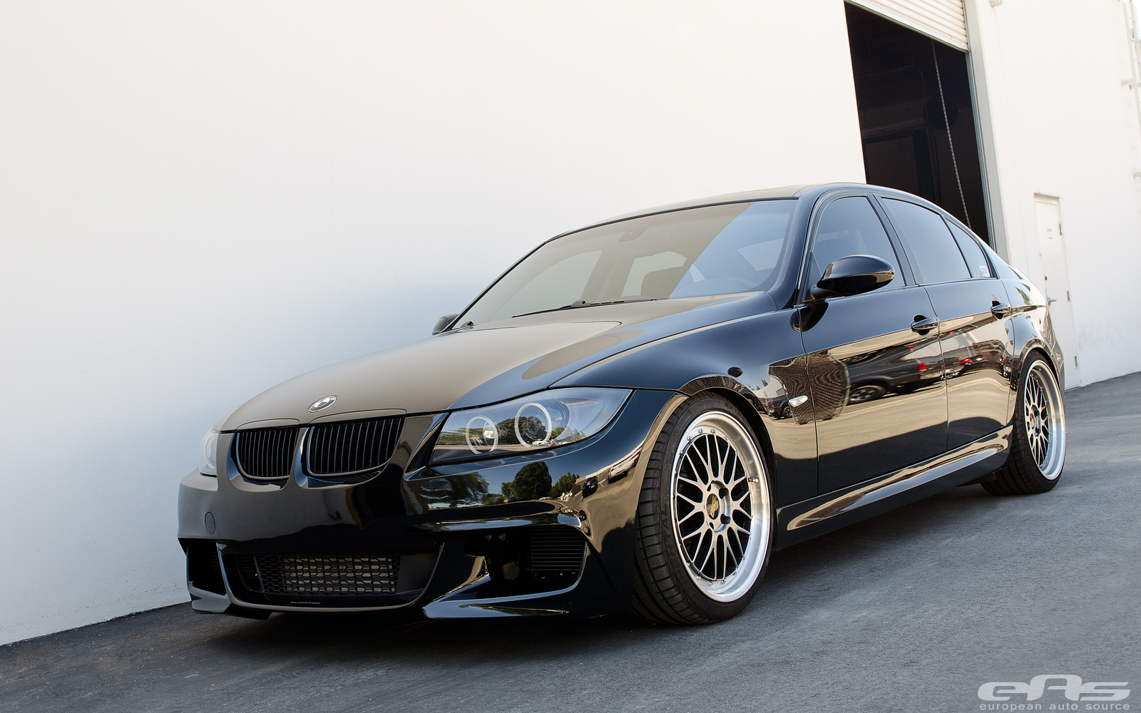 Extremely Tuned BMW E I Hails From EAS Autoevolution - 2008 bmw 335i aftermarket parts