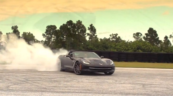 Eye Candy: 2014 Corvette on Vossen Directional Wheels [Video] [Photo Gallery]